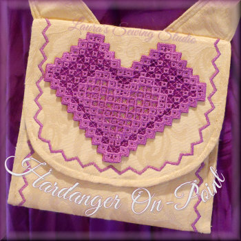 Hardanger On-Point (The Purse Project)
