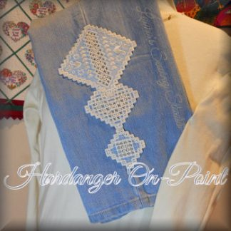 Hardanger On-Point Jeans Project