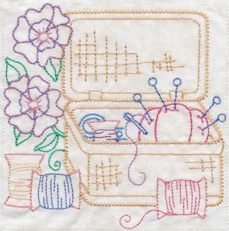 Sewing In Stitches - Everything In Its Place