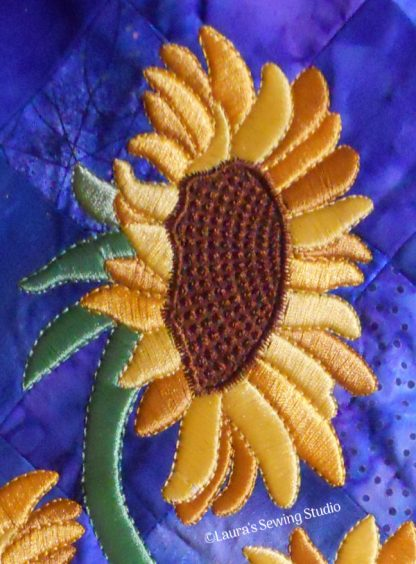 Summer's Gold Sunflowers No. 13
