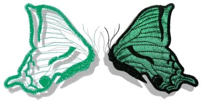 Butterflies Applique No. 1