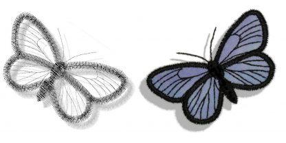 Butterflies Applique No. 2