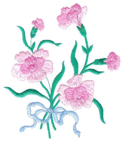 Carnations Corner Bouquet