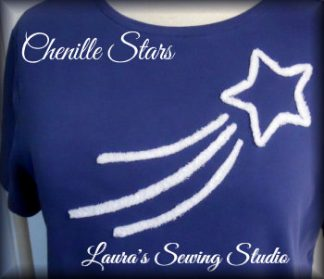 Chenille Stars Embroidery Collection