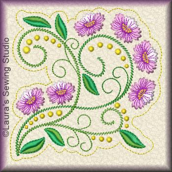 Delicate Florals No. 1