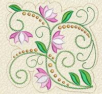 Delicate Florals No. 3
