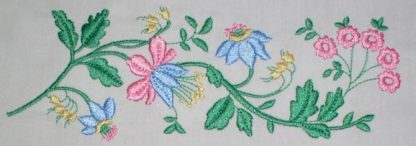 Floral Embellishments - Border