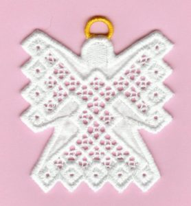 Hardanger Ornaments Collection