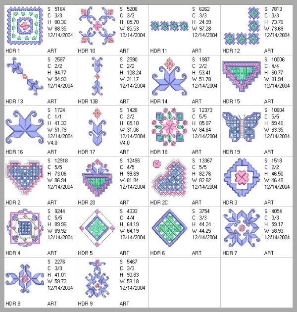Lauras-Sewing-Studio-Hardanger-Rainbows-Design-Details