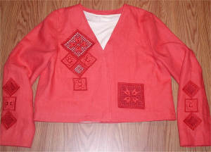 Rose Skelly's Haranger Squared Jacket