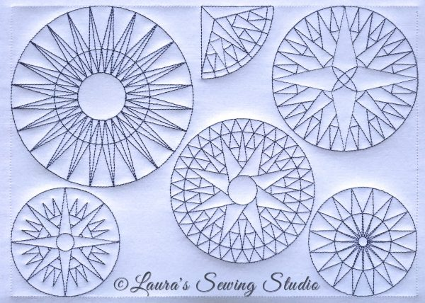 Lauras-Sewing-Studio-Mariners-Compass-Quiltering