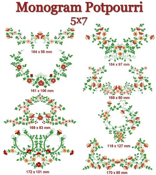 Lauras-Sewing-Studio-Monogram-Potpourri-5x7-Design-Details