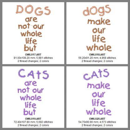 Our Whole Life Design Details, Page 5