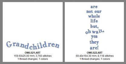 Our Whole Life Design Details, Page 6