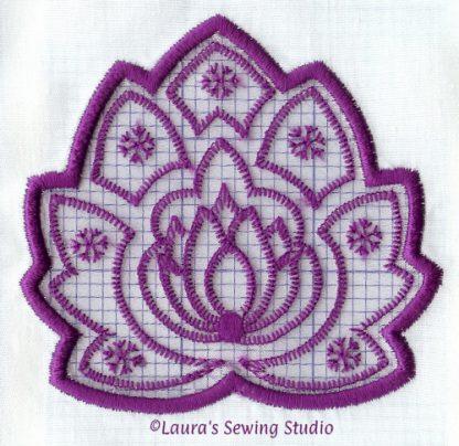 Prisms Amour Single Lotus Flower