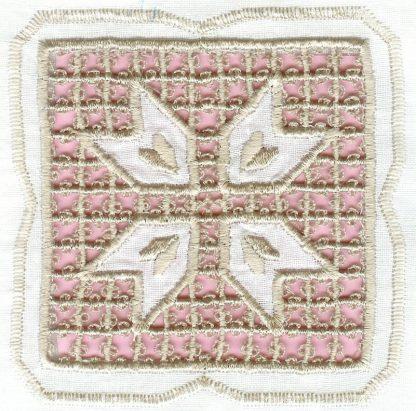 Hardanger Squared Design No. 5