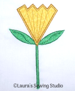 Simple Flowers No. 2