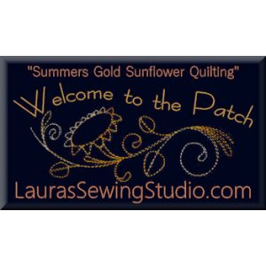 Summer's Gold Quiltering