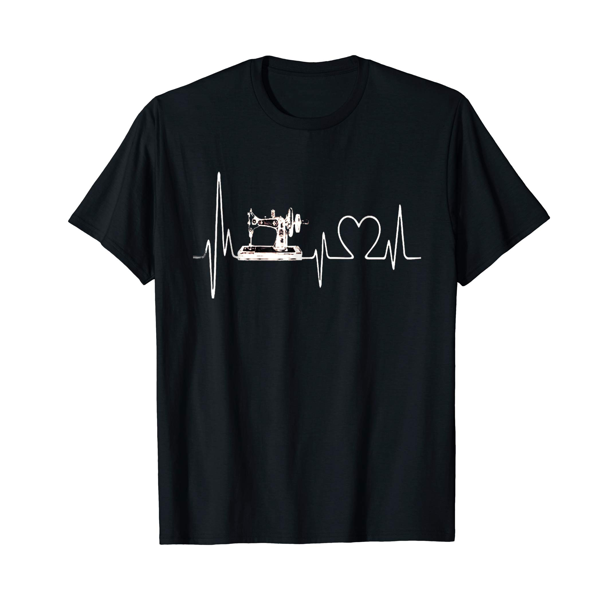 Quilter's Heartbeat T-Shirt