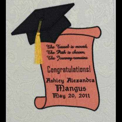 Graduation - Ashley