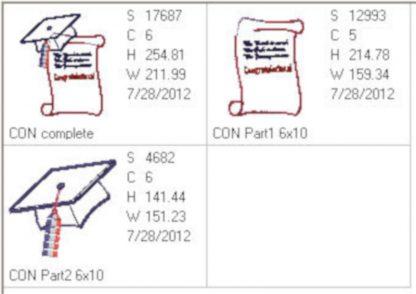 Graduation Design Details