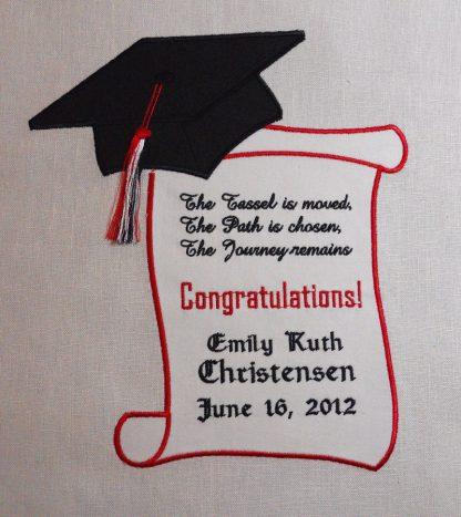 Graduation - Emily