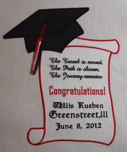 Graduation - Willis