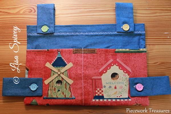 Made with love – Lisa Spivey's Walker Bag Story…