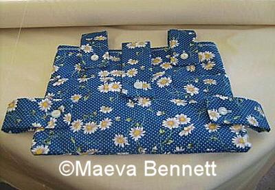 Made with love – Maeva Bennett's Walker Bag Story…