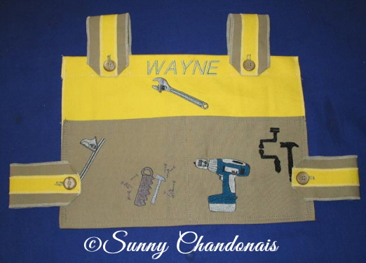 Made with love – Sunny Chanonais' Walker Bag Story…