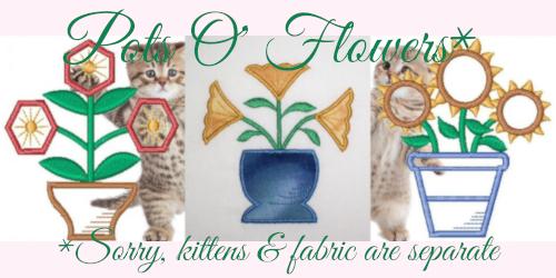 Pots O Flowers