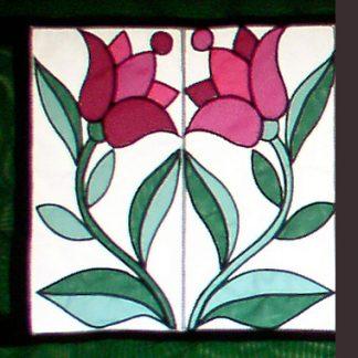 Tulips in the Window ODQ