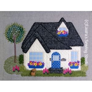 Cottage Love 8 inch and Landscaped Designs Plus Elements