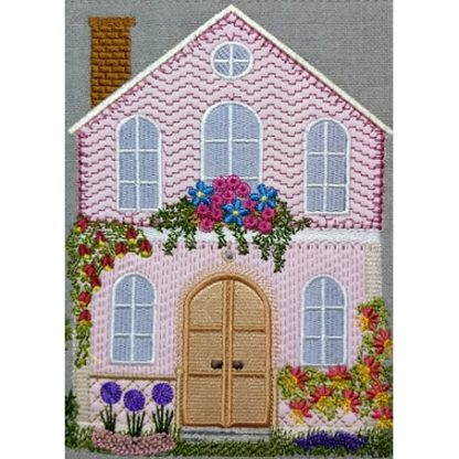 Cottage Rose 8-Inch