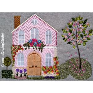 Cottage Rose 8x11