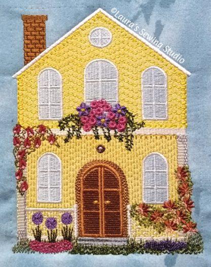 Cottage Rose 7-Inch