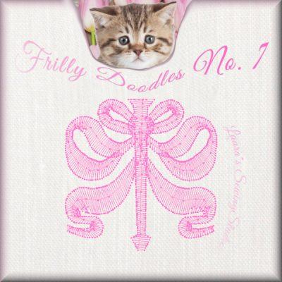 Frilly Doodles No. 7 – Freebie!