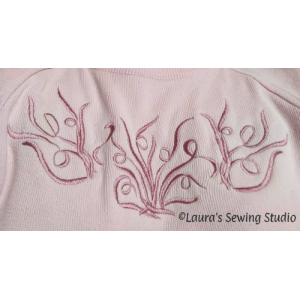 Scribbles 2 – Free Embroidery Design, to the First 500