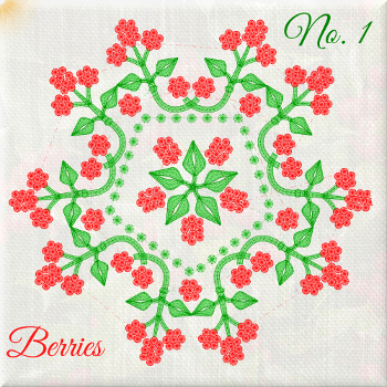 Berries No. 1