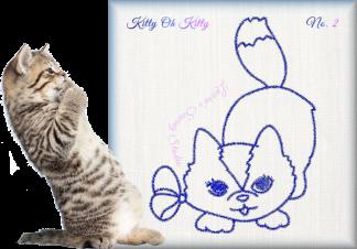 Kitty Oh Kitty No. 2