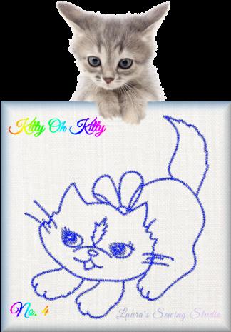 Kitty Oh Kitty No. 4